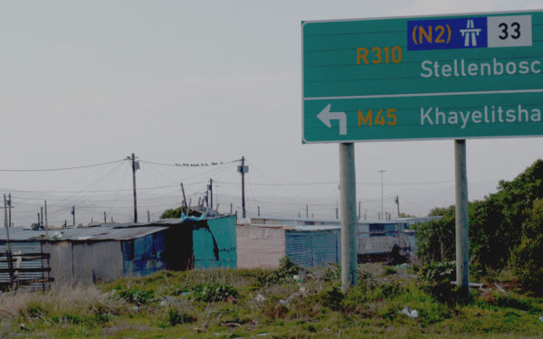 CONTRADICTIONS BETWEEN POLICY AND PRACTICE: Challenges in Providing Low-Income Housing in Cape Town