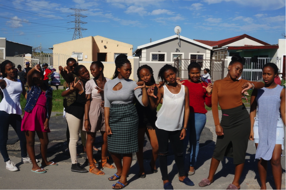 Youth Workshops in Vukuzenzele